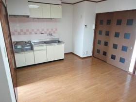 フラット'95 202号室のキッチン