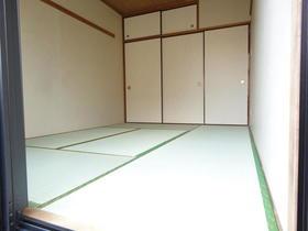 フラット'95 202号室の居室