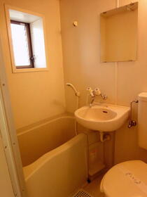 グランジャ横浜 203号室の風呂