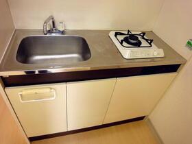 グランジャ横浜 203号室のキッチン