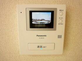 グランジャ横浜 203号室のセキュリティ