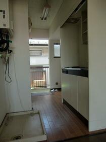 リバーサイド・シモゴー 206号室の収納