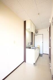 マ・メゾン下館 202号室のキッチン