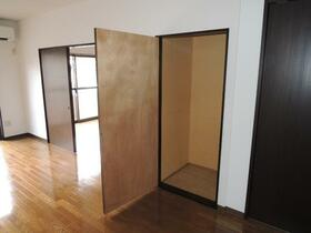 クリエイトハイツ 103号室の収納