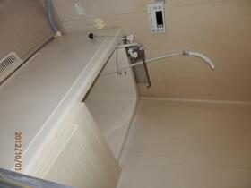 グランドハイツ 201号室の風呂