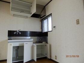 グランドハイツ 201号室の収納