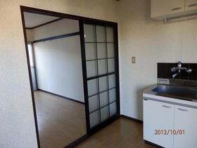 グランドハイツ 201号室の居室