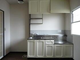 コーポ360 101号室のキッチン