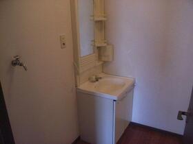 シャルム田中 101号室の洗面所