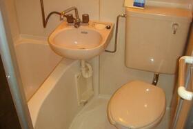 アルベルジュ 102号室の風呂