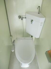 ミサハイツ 2D号室のトイレ