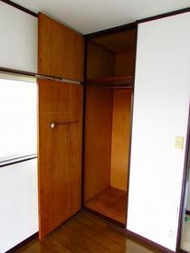 ハイツユウ 201号室の収納