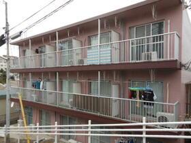 タツミケンハイム 103号室のバルコニー
