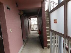 タツミケンハイム 103号室のエントランス