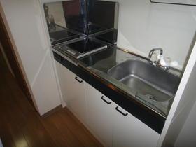 浦和プラザA 101号室のキッチン