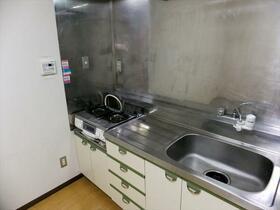 EX1 203号室のキッチン