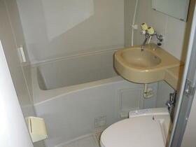 ダイアパレスステーションプラザ都賀 205号室の風呂