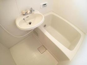 けやきハイツB棟 205号室の風呂