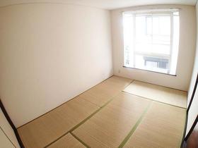けやきハイツB棟 205号室のベッドルーム