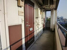 杉本ビル 403号室のセキュリティ