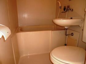 杉本ビル 403号室の風呂