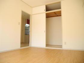 サンシティハシド 201号室の収納
