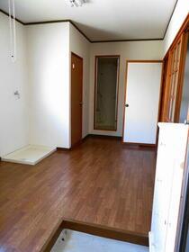 堀ハイツ2 201号室の玄関
