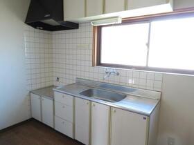 堀ハイツ2 201号室のキッチン
