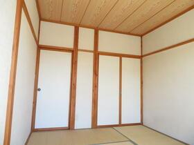 堀ハイツ2 201号室の居室