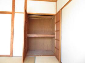 堀ハイツ2 201号室の収納