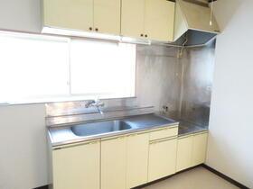 アレストフクダ 102号室のキッチン
