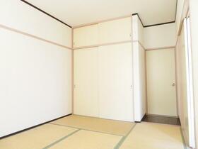 アレストフクダ 102号室のベッドルーム