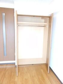 マンションオアシス 302号室の収納