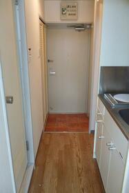 スカイコート戸塚 310号室のキッチン