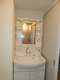 マインドチャージパレス 1603号室の洗面所