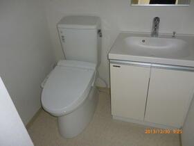 ラフィスタ横浜吉野町 204号室のトイレ