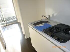 ラフィスタ横浜吉野町 204号室のキッチン