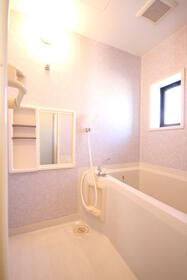 マーキュリーハイツD棟 203号室の風呂