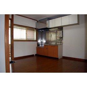 サンハイム 103号室のキッチン