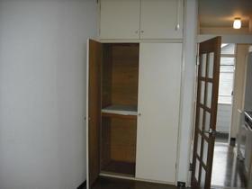 メゾン3番館 105号室の収納