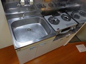 AP上石神井 101号室のキッチン