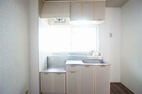 ヴィラ・レイクサイド 103号室のキッチン