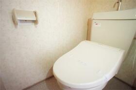 ヴィラ・レイクサイド 103号室のトイレ