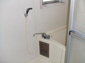 聚秀館 201号室の風呂