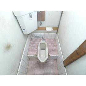 いずみ荘 06号室のトイレ