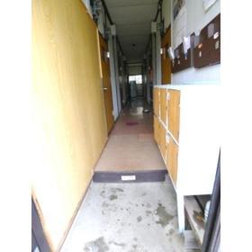 いずみ荘 06号室の玄関