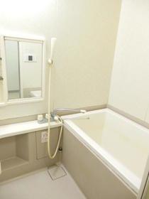 キャッスルハイツⅡ 103号室の風呂