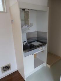 クレスパット大岡第5 202号室のキッチン