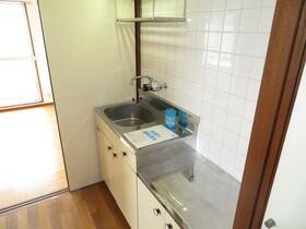 ハイツ南浦和 307号室のキッチン