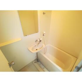 ヴィラミツキⅤ 102号室の風呂